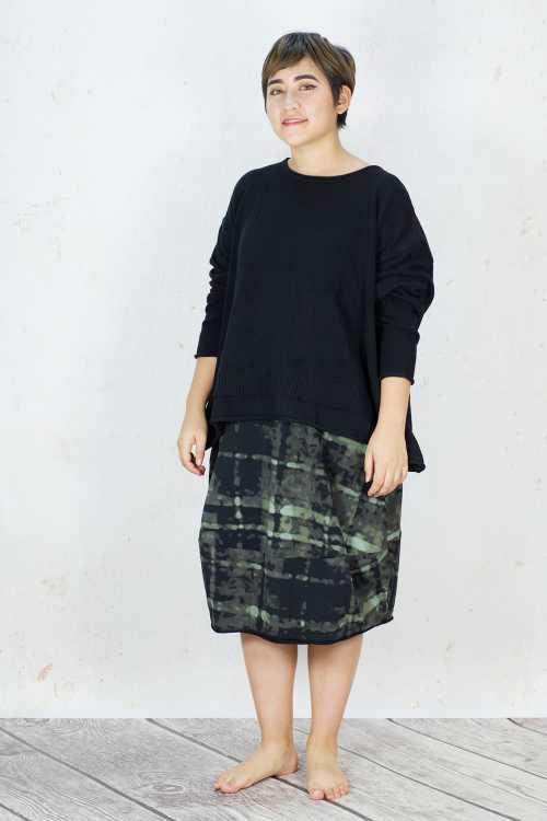 Rundholz Black Label Skirt RH175092 ,Rundholz Black Label Pullover RH175163