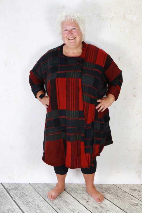 Rundholz Black Label Knitted Tunic RH175197 ,Rundholz Black Label Best Ever Trousers Pockets RH170280