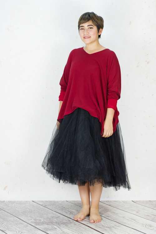Rundholz Black Label Knitted Top RH175072 ,Rundholz Black Label Skirt RH175142