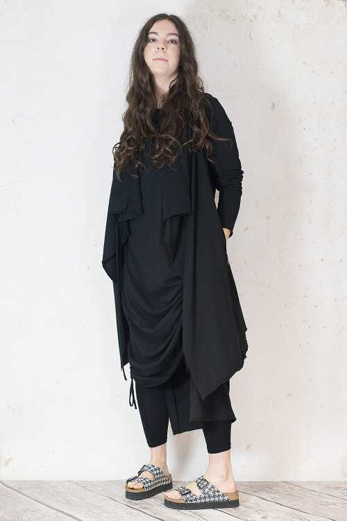 StudioB3 Selva Dress SB180001 ,StudioB3 Palmaro Coat SB180008