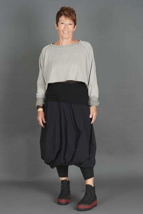 Black By K&M Connect BK195280 ,Rundholz Black Label T-shirt RH195060 ,Rundholz Black Label Skirt RH195068 ,Lofina Boots  LF195271