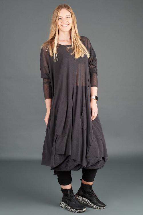 Rundholz Black Label Dress RH195059 ,Rundholz Black Label Skirt RH195068 ,Lofina Leopard Printed Boots LF195268