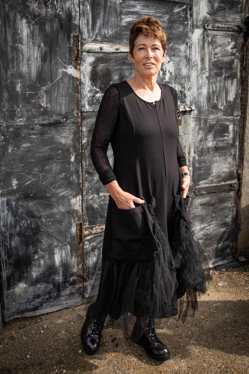 Rundholz Black Label Dress RH195102 ,Rundholz Black Label T-shirt RH195060
