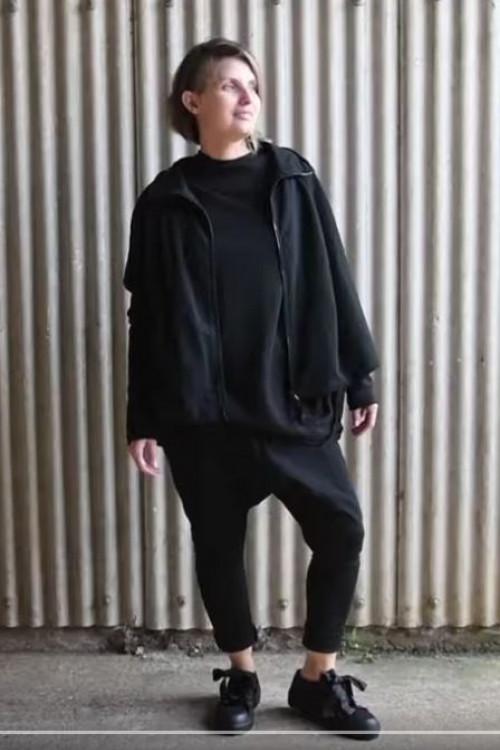 Rundholz Black Label Jacket RH195040, Rundholz Black Label Top RH195061, Rundholz Black Label Trousers RH195079, Rundholz Black Label Shoes RH195160