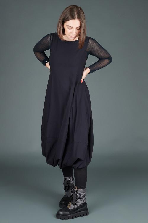 Rundholz Black Label Dress RH195069, Rundholz Black Label T-shirt RH195060, Rundholz Black Label Boots RH195161
