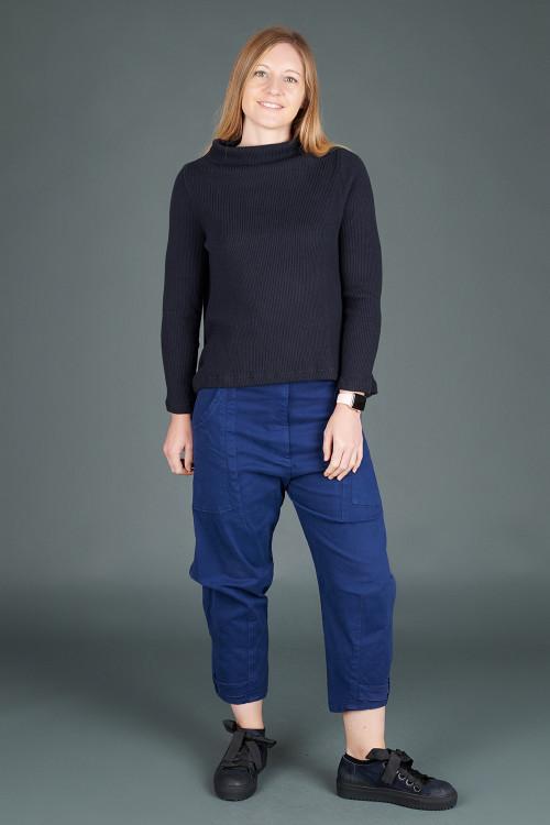 Mamab Praga Pullover MB195247 ,Lurdes Bergada Low Crotch Pants LB195168 ,Rundholz Black Label Boots RH195161