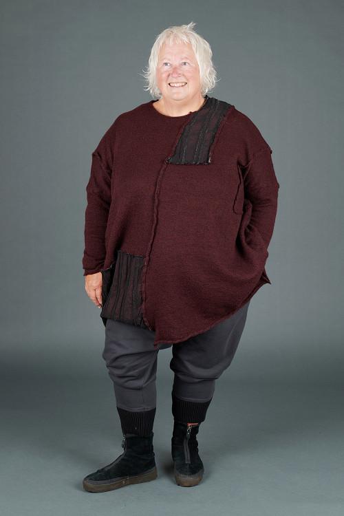 Rundholz Black Label Knitted Tunic RH195153 ,Rundholz Black Label Trousers RH195036
