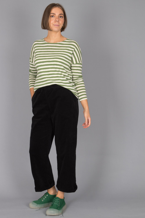 By Basics Loose Top BB100054 ,Cut Loose Modern Trouser CL215059 ,Rundholz Dip Shoes RH210074