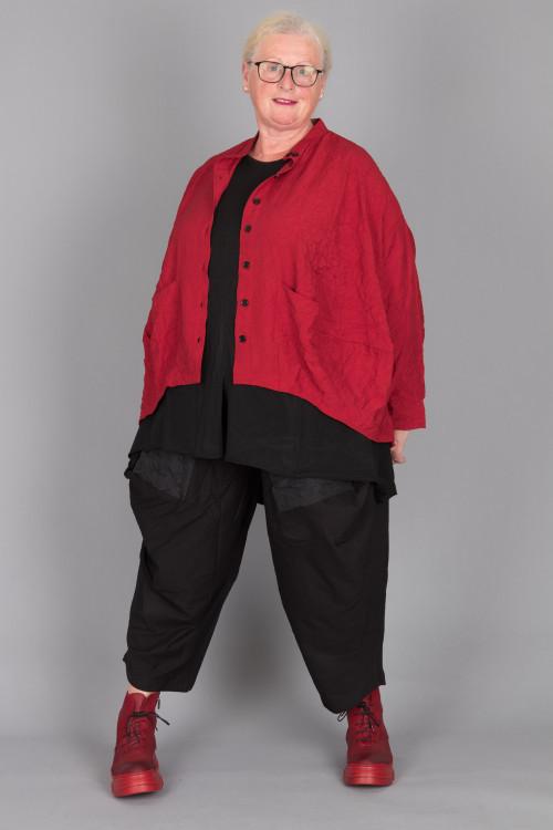 Kedem Sasson Shirt KS215302 ,Philomena Christ Sleeveless Top PC215064 ,Kedem Sasson Pants KS215298 ,Lofina Boots LF215091
