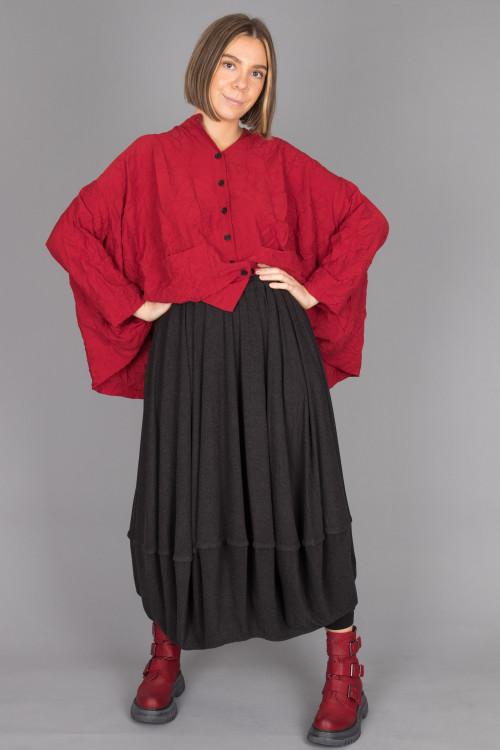 Kedem Sasson Shirt KS215302 ,Kedem Sasson Skirt KS215320 ,Lofina Buckle Boots LF215087