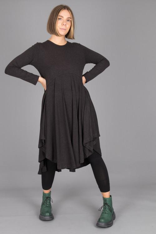 Kedem Sasson Dress KS215316 ,Rundholz Black Label Leggings RH215252 ,Lofina Lace Up Boots LF215090