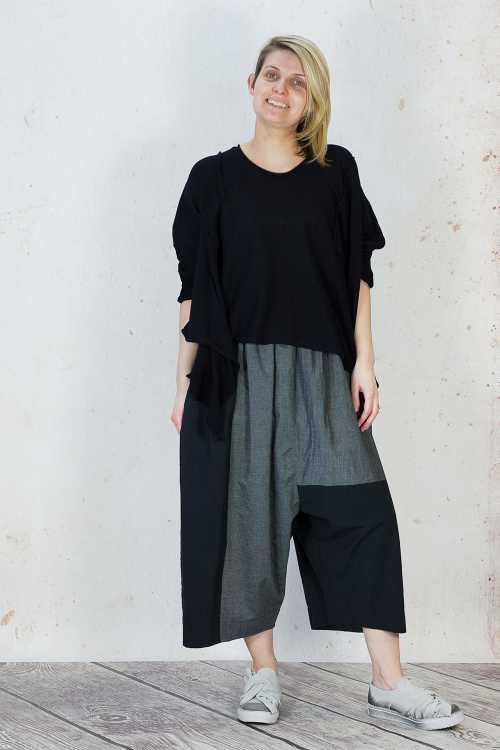 Barbara Speer Top BS170124 ,Moyuru Trousers MO170075 ,Rundholz Black Label Shoes RH170330