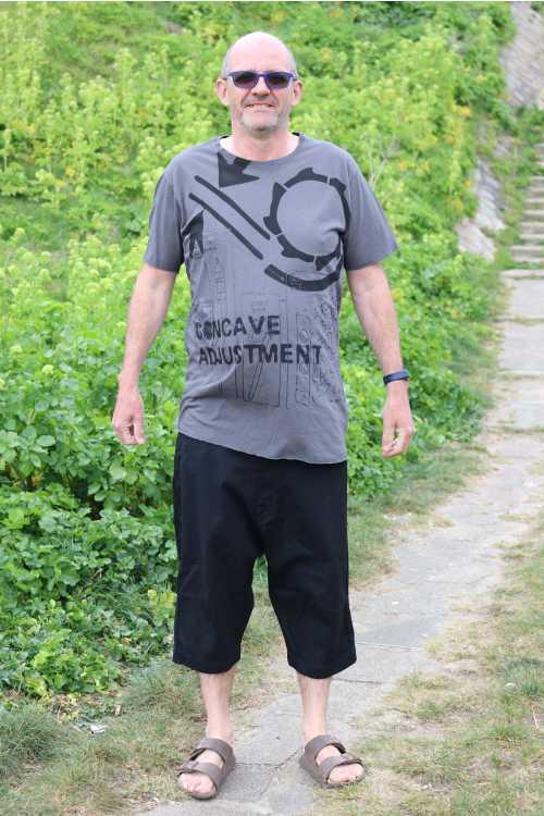 Rundholz Dip Mens T-shirt RH170334 ,Rundholz Dip Mens Trousers RH170341