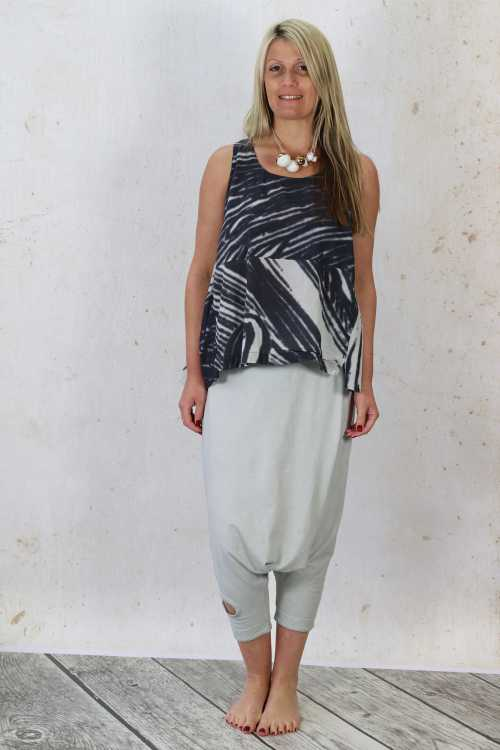 Rundholz Black Label Trousers RH170256 ,Rundholz Black Label Top RH170296 ,Jamais Sans Toi Sottacqua Necklace JS160006