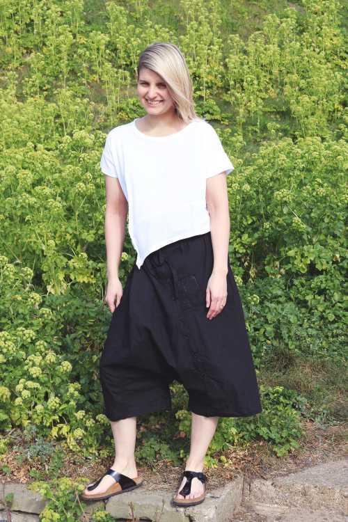 Rundholz Dip Trousers RH170193 ,Lurdes Bergada T.shirt LB170038 ,Rundholz Dip T-shirt RH170185 ,Syngman Cucala Belt SC170060