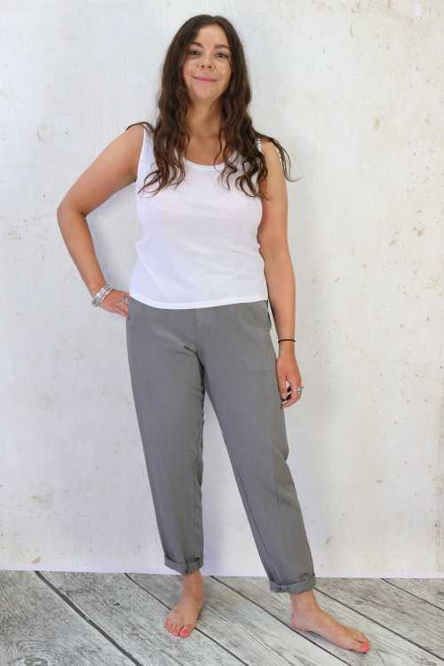 Syngman Cucala Trousers SC170065 ,Lurdes Bergada T.shirt LB170039