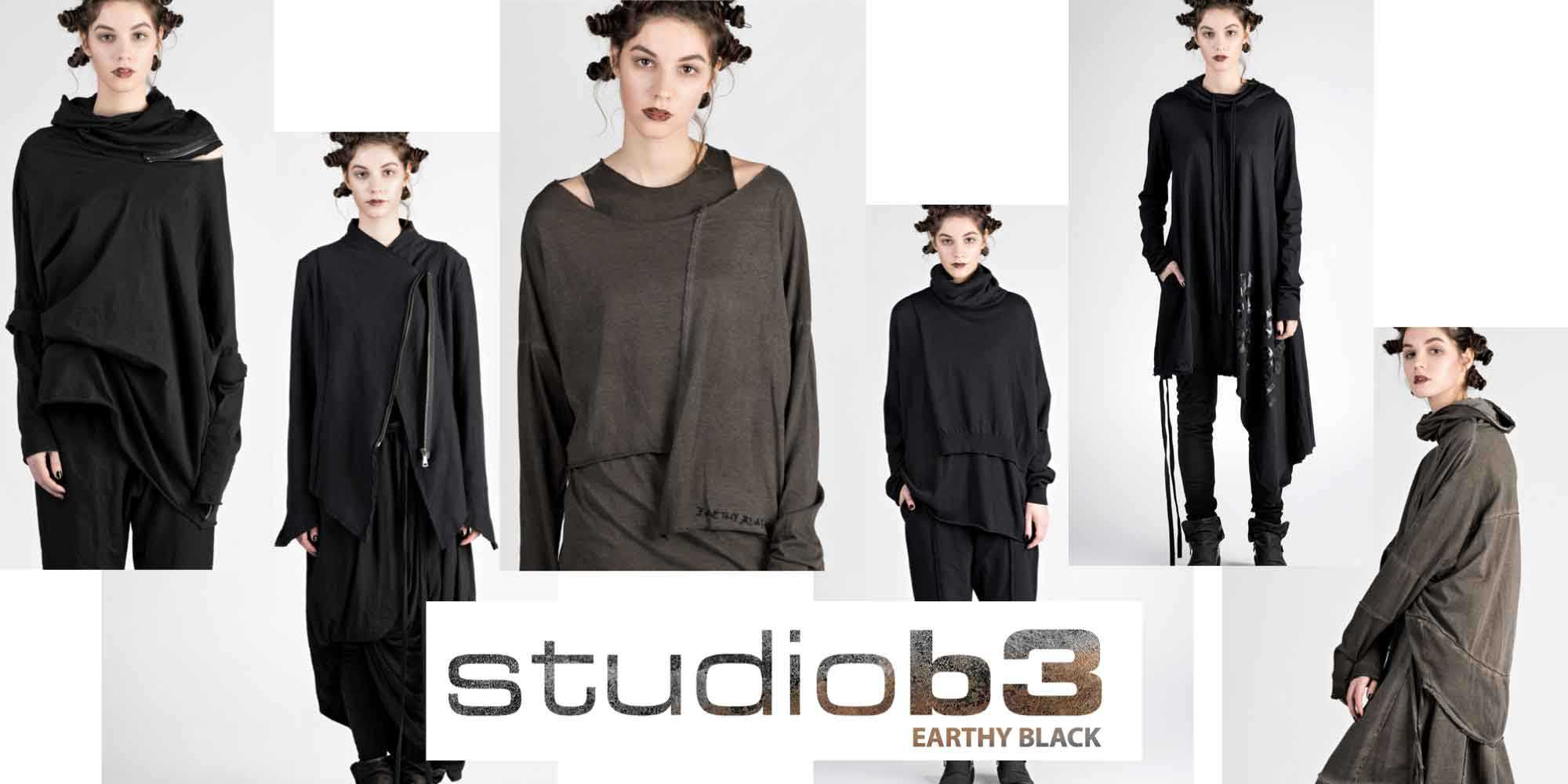 @ Walkers.Style online women's fashion and clothing shop - StudioB3  is designed and made in Poland, It\'s a fabulous avant garde collection which has an easy to wear feel about it.