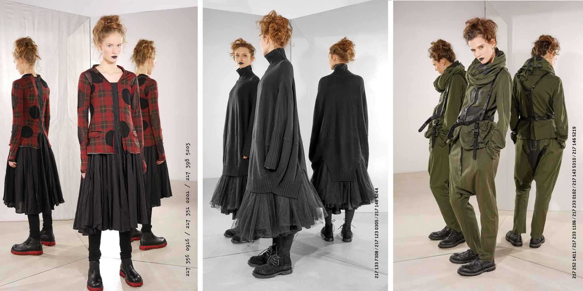 @ Walkers.Style online women's fashion and clothing shop - Rundholz Autumn/Winter 2017 collection now in stock. New deliveries arriving daily.