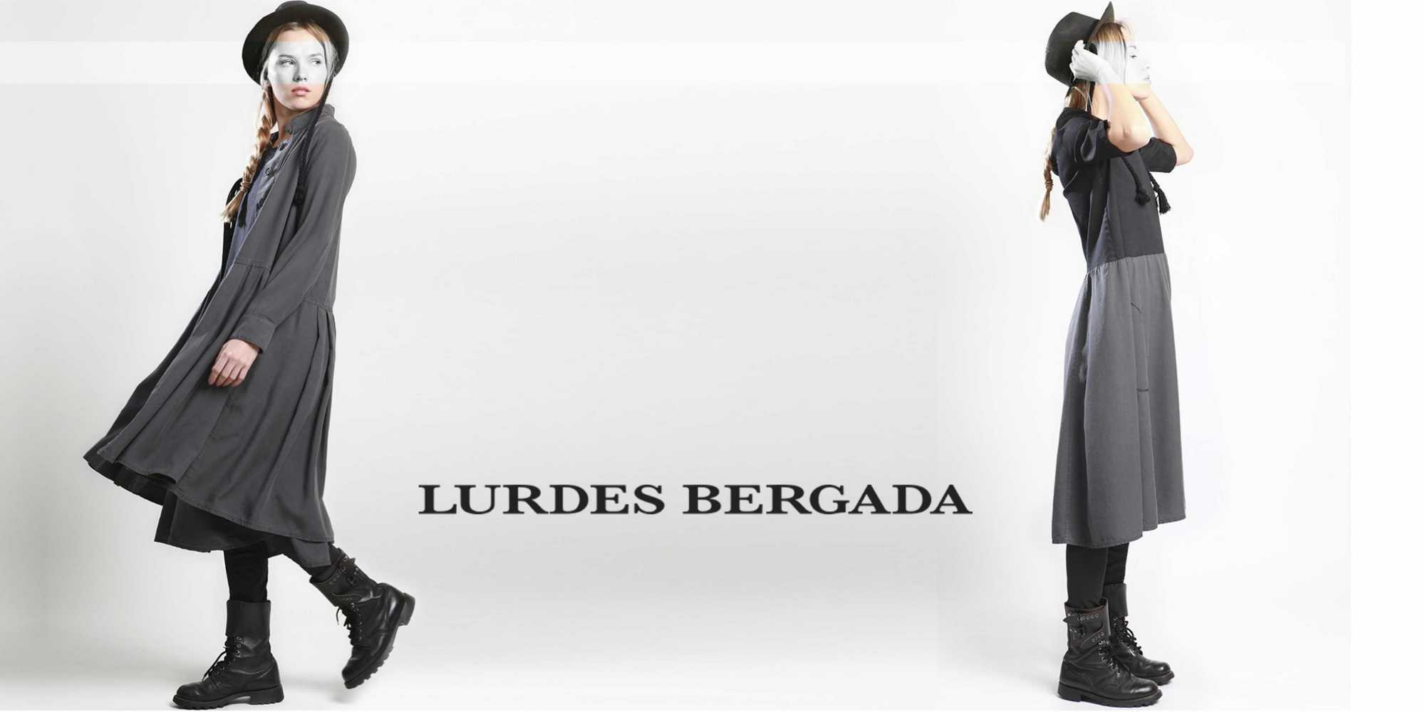Lurdes Bergada @ Walkers.Style online women's fashion and clothing shop - We are proud to offer this amazing label \'Lurdes Bergada\' from Barcelona, Spain.