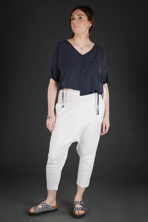 rh100001 - Rundholz 'Best Ever' Trousers @ Walkers.Style women's and ladies fashion clothing online shop