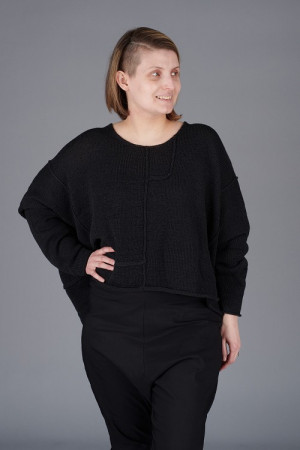 rh100030 - Rundholz Knitted Pullover @ Walkers.Style buy women's clothes online or at our Norwich shop.