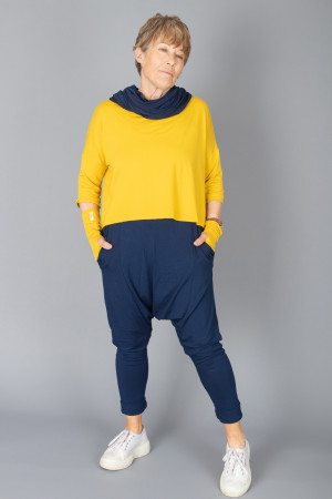 bb100049 - By Basics Harem Leggings @ Walkers.Style buy women's clothes online or at our Norwich shop.