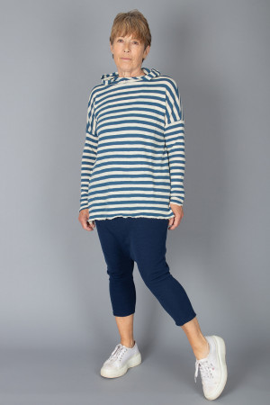 bb100053 - By Basics Hooded Top @ Walkers.Style buy women's clothes online or at our Norwich shop.