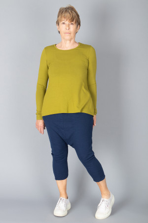 bb100056 - By Basics Long Sleeve Top @ Walkers.Style buy women's clothes online or at our Norwich shop.