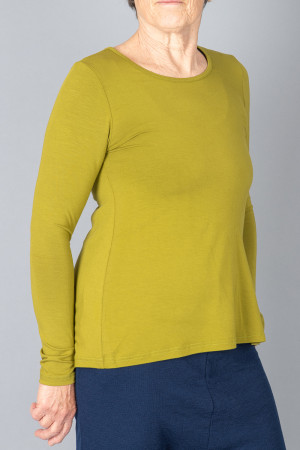 bb100056 - By Basics Long Sleeve Top @ Walkers.Style women's and ladies fashion clothing online shop
