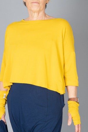 bb100057 - By Basics Wide T-Shirt @ Walkers.Style women's and ladies fashion clothing online shop