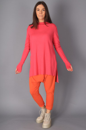 bb100059 - By Basics Long  Tunic Top @ Walkers.Style buy women's clothes online or at our Norwich shop.
