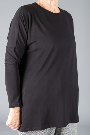 bb100060 - By Basics Oversized Tunic @ Walkers.Style women's and ladies fashion clothing online shop