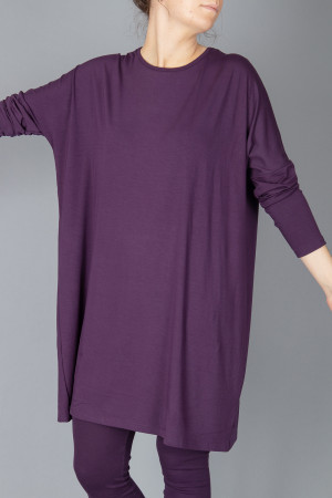 bb100061 - By Basics Oversized Tunic Dress @ Walkers.Style women's and ladies fashion clothing online shop