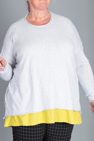 cs100064 - Capra Studio Cara Cotton Pullover @ Walkers.Style women's and ladies fashion clothing online shop
