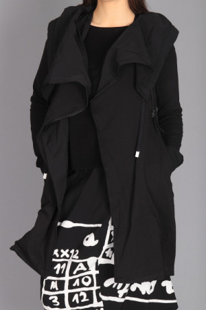 rh100070 - Rundholz Black Label Coat @ Walkers.Style women's and ladies fashion clothing online shop