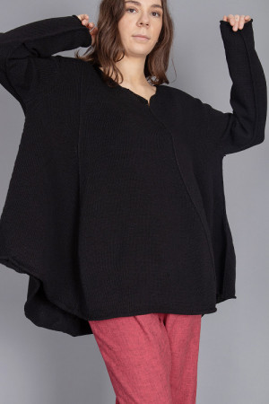 rh100074 - Rundholz Black Label Knitted Tunic @ Walkers.Style women's and ladies fashion clothing online shop