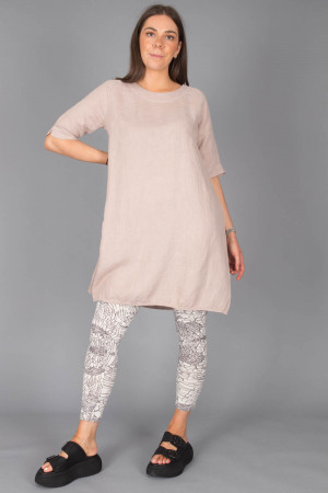 bb100077 - By Basics Linen Dress @ Walkers.Style buy women's clothes online or at our Norwich shop.