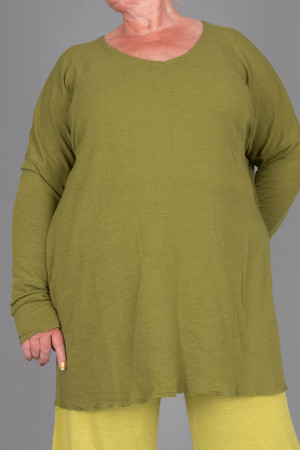 bb100084 - By Basics V Neck Tunic @ Walkers.Style women's and ladies fashion clothing online shop