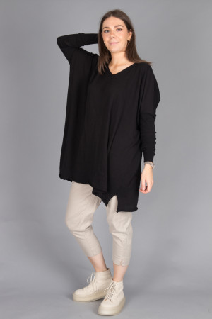 cs100087 - Capra Studio Lucy Cotton Pullover @ Walkers.Style buy women's clothes online or at our Norwich shop.