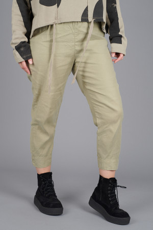 cl105012 - Cut Loose Cropped Trouser @ Walkers.Style women's and ladies fashion clothing online shop