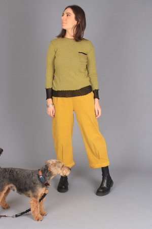 cl105015 - Cut Loose Mini Cord Trouser @ Walkers.Style buy women's clothes online or at our Norwich shop.