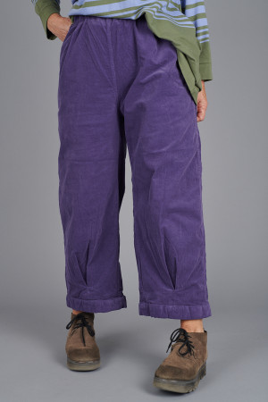 cl105015 - Cut Loose Mini Cord Trouser @ Walkers.Style women's and ladies fashion clothing online shop