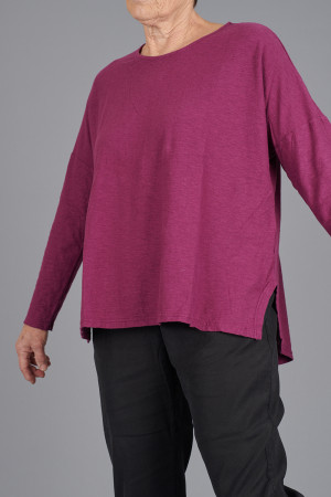 cl105017 - Cut Loose Boxy Top @ Walkers.Style women's and ladies fashion clothing online shop