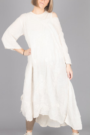 mp105065 - Magnolia Pearl Embroidered Dress @ Walkers.Style women's and ladies fashion clothing online shop