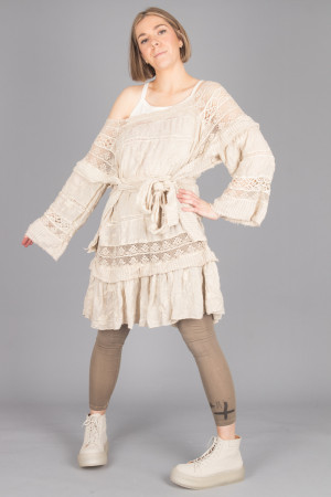 mp105081 - Magnolia Pearl Lace Poelle Tunic @ Walkers.Style buy women's clothes online or at our Norwich shop.