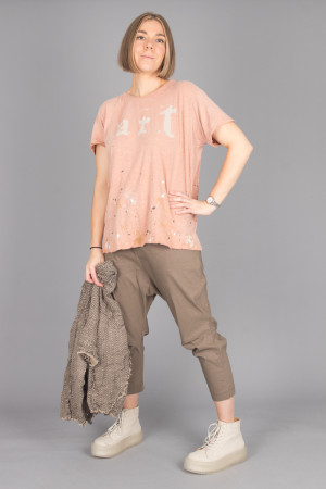 mp105083 - Magnolia Pearl Art T-Shirt @ Walkers.Style buy women's clothes online or at our Norwich shop.
