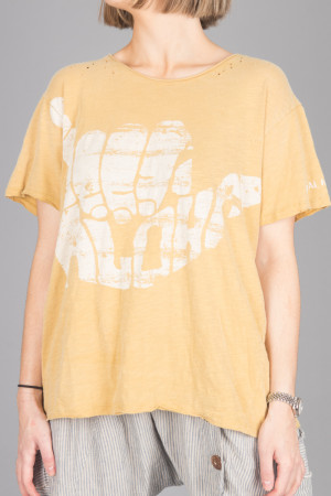 mp105085 - Magnolia Pearl Hang Loose T-Shirt @ Walkers.Style women's and ladies fashion clothing online shop