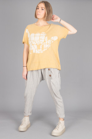 mp105085 - Magnolia Pearl Hang Loose T-Shirt @ Walkers.Style buy women's clothes online or at our Norwich shop.