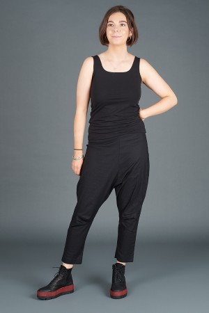 rh180290 - Rundholz Black Label Vest Top @ Walkers.Style women's and ladies fashion clothing online shop