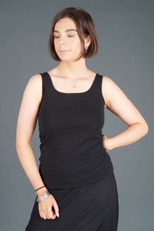 rh180290 - Rundholz Black Label Vest Top @ Walkers.Style buy women's clothes online or at our Norwich shop.